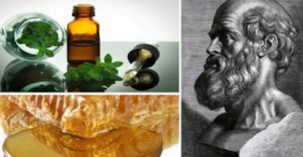 Γίνετε άτρωτοι στη γρίπη και το κρυολόγημα με την αρχαία συνταγή του Ιπποκράτη!
