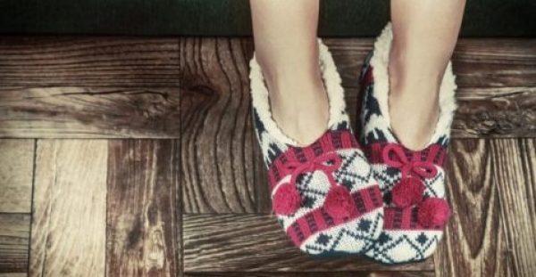 DIY: Φτιάξτε τις Δικές σας Θερμαινόμενες Παντόφλες!