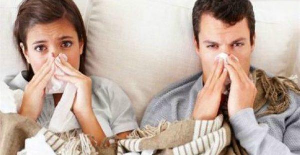 Κρυολόγημα:Αν σας πλησιάζει το κρυολόγημα κάντε αυτά τα τέσσερα βήματα άμεσα