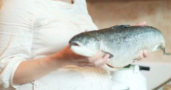 Πολλά ψάρια στην εγκυμοσύνη δίνουν παραπανίσια κιλά στα παιδιά