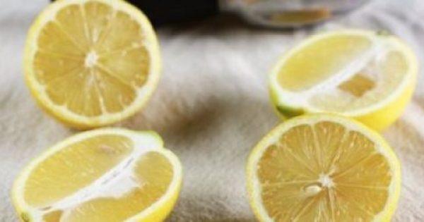 Προσeξτε αυτό όταν πίνετε νερό με λεμόνι κάθε πρωί: Δεν το γνωρίζει σχεδόν κανείς