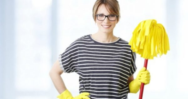 Για να Μοσχομυρίζει για Ώρες το Σπίτι σας Μετά το Σφουγγάρισμα Πρέπει να Κάνετε ΑΥΤΑ!