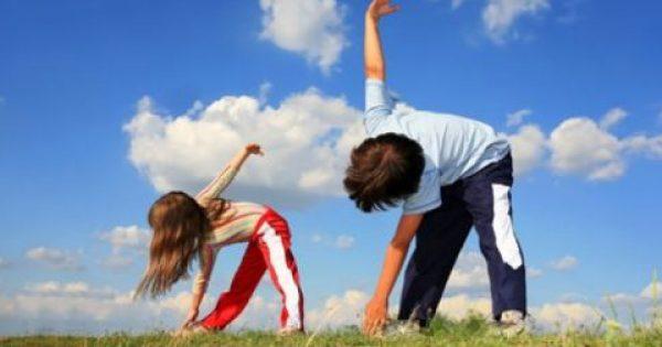 Καλύτερη μνήμη έχουν τα παιδιά όταν είναι σε καλή φυσική κατάσταση