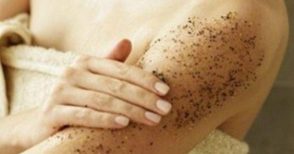 Φτιάξε μόνη σου το πιο «λαχταριστό» scrub σώματος