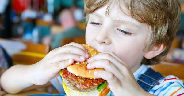 Πρόχειρο φαγητό στην εφηβεία: Πόσο γερνάει τον εγκέφαλο