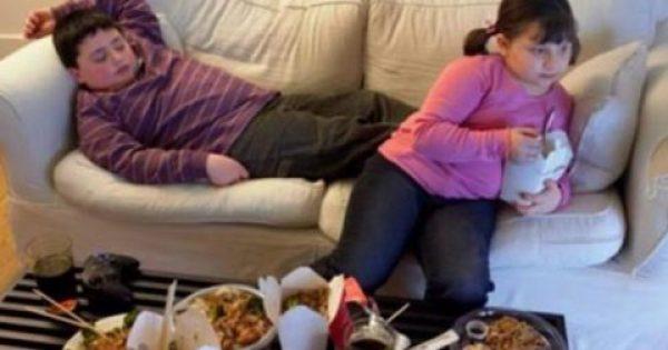 Μάστιγα η παχυσαρκία των εφήβων στην Ευρώπη