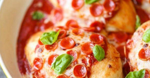Αυτή Είναι η Νέα Εκδοχή της Πίτσας και Μας Αρέσει Πολύ!