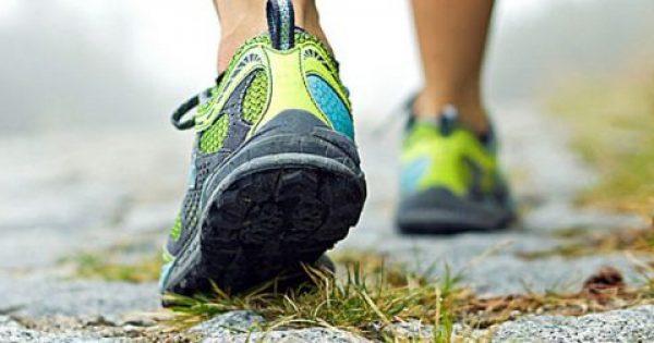 Πόσο πρέπει να περπατάς καθημερινά για να χάσεις κιλά