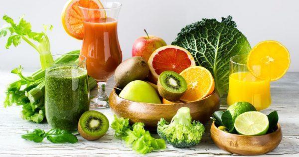 Υπολογισμός μερίδων για τα φρούτα και τα λαχανικά