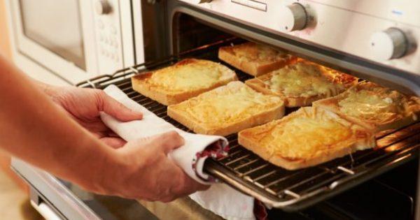 Απίστευτο Tip για να Λάμψετε τη Σχάρα του Φούρνου σας