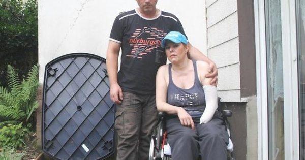 ΣΟΚ: Της ακρωτηρίασαν τα πόδια και το ένα χέρι μετά από τσίμπημα εντόμου – Είχε πάει απλά να πετάξει τα σκουπίδια…