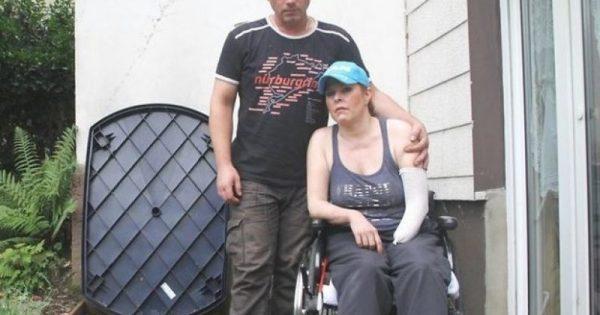 ΣΟΚ: Της ακρωτηρίασαν τα πόδια και το ένα χέρι μετά από τσίμπημα εντόμου – Είχε πάει απλά να πετάξει τα σκουπίδια!!!