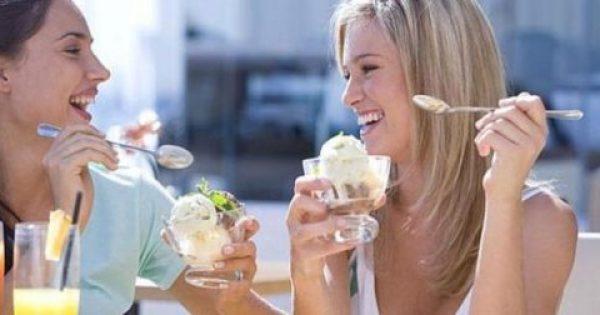 Έχετε πονοκέφαλος όταν τρώτε παγωτό; Οι ειδικοί εξηγούν τι φταίει
