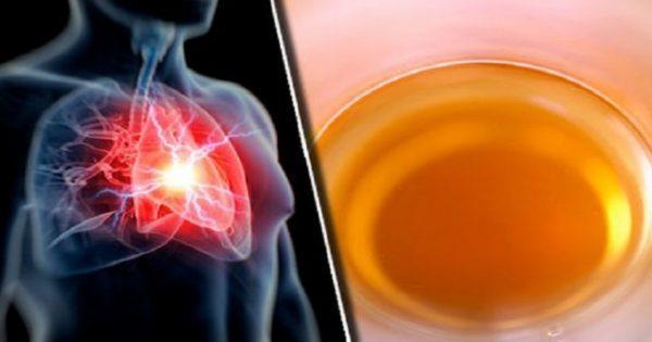 """ΤΟ ΜΑΓΙΚΟ """"ΦΙΛΤΡΟ"""" ΓΙΑ ΤΗΝ ΚΑΡΔΙΑ- Μειώστε τον κίνδυνο καρδιακής νόσου πίνοντας…"""