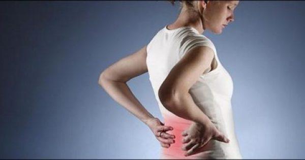 Πόνος στη μέση: Άμεση αντιμετώπιση