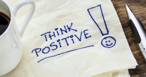Χρειάζεσαι θετική σκέψη. Βρες την!