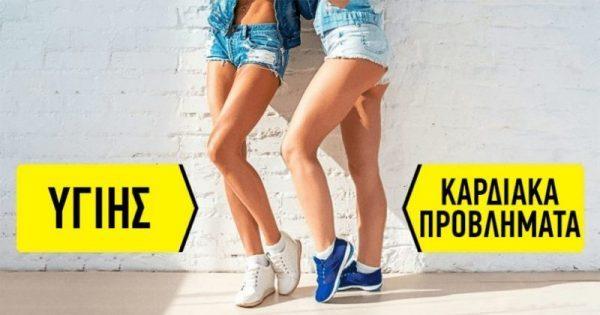 9 Προβλήματα στα πόδια που προειδοποιούν για σοβαρότερα προβλήματα υγείας. Αν παρατηρήσετε το 4, τρέξτε αμέσως στον γιατρό!!!-ΦΩΤΟ