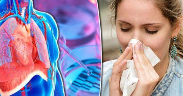 Τα επίμονα συμπτώματα γρίπης μπορεί να συνδέονται με θανατηφόρο γενετική διαταραχή – Πότε θέλει προσοχή!!!