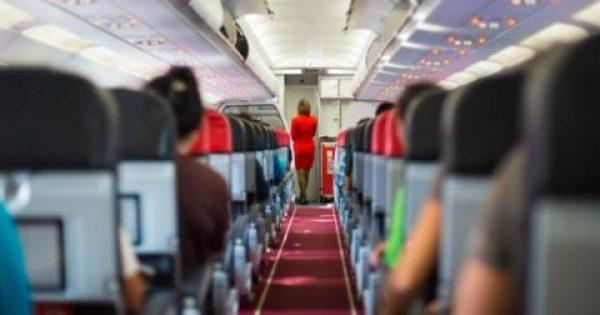 Είναι μολυσμένος ο αέρας στα αεροπλάνα;