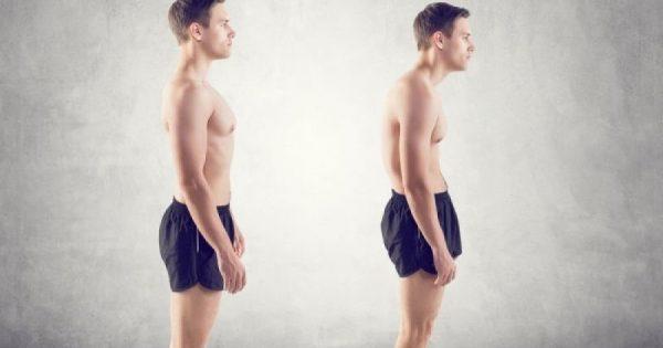 Πέντε τρόποι να αποφύγετε τη μείωση του ύψους όσο μεγαλώνετε!