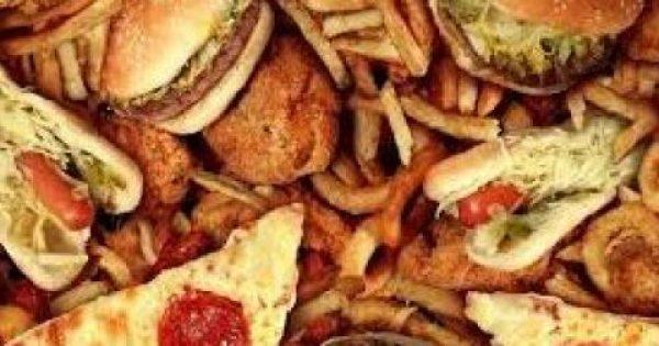 Βρήκα την υγειά μου γιατί δεν τρώω τίποτα απ' αυτά .Και το σημαντικότερο ;