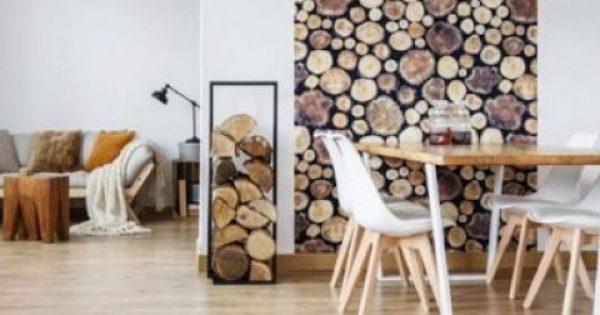 Αυτός είναι ο λόγος που δεν πρέπει να αποθηκεύετε τα ξύλα για το τζάκι μέσα στο σπίτι