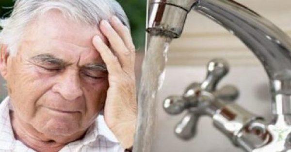 Προσοχή! Με ποια ασθένεια συνδέεται το νερό της βρύσης – Τι βρήκαν οι επιστήμονες