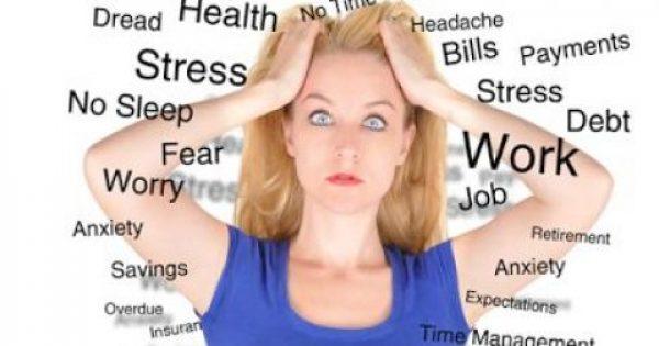 Στρες:Τέσσερα συμπτώματα που μπορεί να δείχνουν ότι έχετε στρες