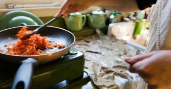 Aυτά τα λάθη στο μαγείρεμα σας εμποδίζουν να χάσετε κιλά και βλάπτουν και την υγεία σας!