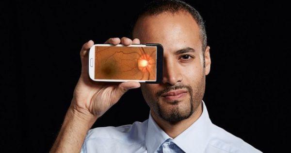 Andrew Bastawrous: Ο άνθρωπος που σώζει την όραση του πλανήτη με το… πραγματικό «Eye phone» [pics, vids]
