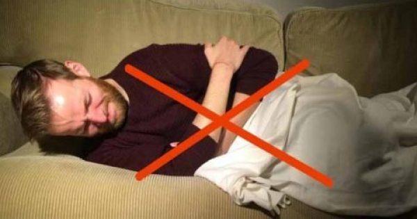 Μήπως όταν Κοιμάστε, ξαπλώνετε από την Δεξιά Πλευρά; Τεράστιο ΛΑΘΟΣ! Δείτε γιατί Πρέπει να το Σταματήσετε Αμέσως!