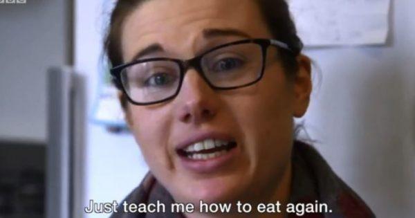 Νευρική ορθορεξία: Δεν είχε περίοδο επί 8 χρόνια εξαιτίας της διατροφικής διαταραχής! [vid]