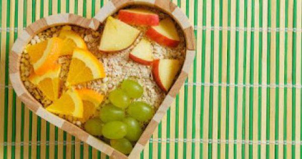 To top 10 των καλύτερων τροφών για την καρδιά σας