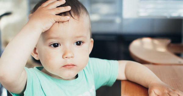 Διάσειση στα μωρά: 5 σημάδια, 4 αίτια και θεραπεία