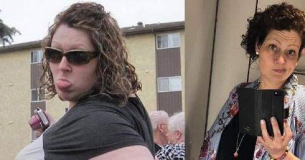 Έκανε 3 απλά πράγματα και έχασε 68 κιλά!