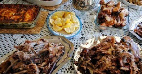 Πασχαλινό τραπέζι: Ποιο έδεσμα έχει τις περισσότερες θερμίδες και πρέπει να το αποφύγεις!
