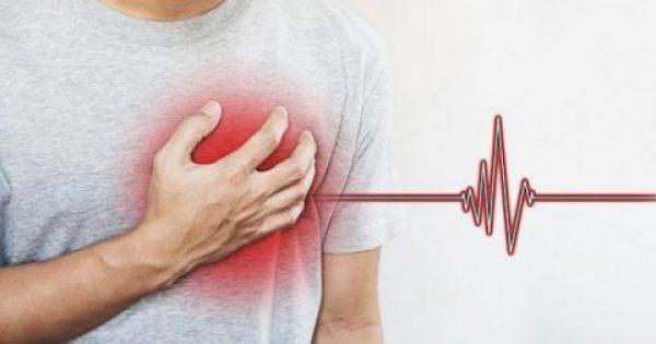 Τα σημάδια που δείχνουν ότι κάτι δεν πάει καλά με την καρδιά μας