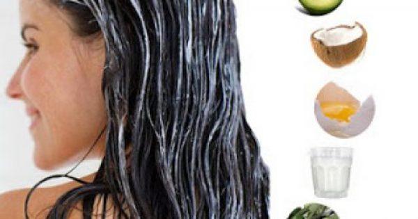 Tροφές για υγιή και εμφανίσιμα μαλλιά και για να αντιμετωπίσετε την τριχόπτωση