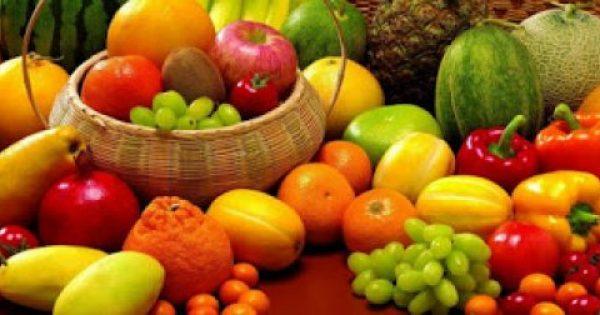Τέσσερα φρούτα με πολύ λίγες θερμίδες