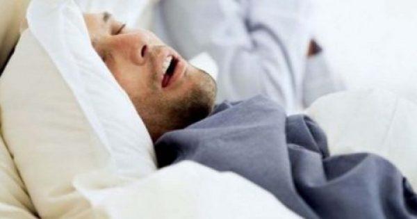 Μεγάλη προσοχή: Αν σας συμβαίνει αυτό στον ύπνο τότε πάσχετε από κατάθλιψη!