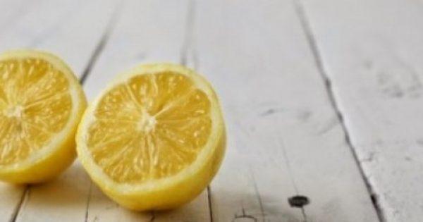 Πέντε καταπληκτικοί τρόποι για να χρησιμοποιήσετε τα λεμόνια αντί για προϊόντα ομορφιάς!