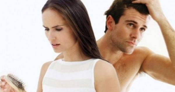 Τέσσερις αιτίες αραίωσης των μαλλιών που δεν τις ξέρατε!