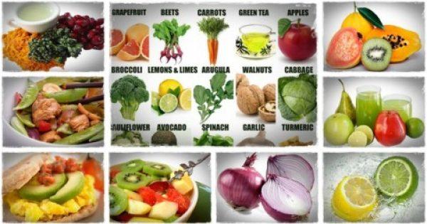 Αυτό πρέπει να το διαβάσετε! Τα 14 τρόφιμα που καθαρίζουν το ΣΥΚΩΤΙ και σκοτώνουν τα τοξικά απόβλητα από το σώμα