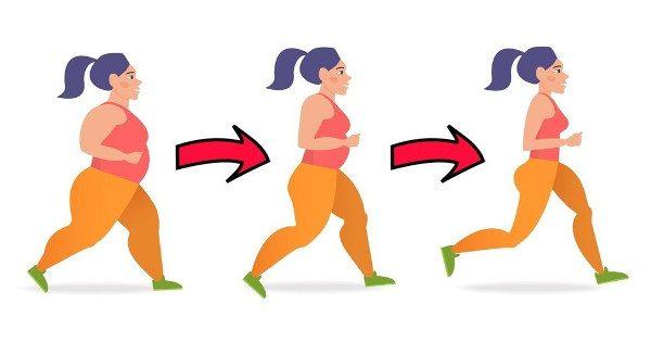 Δείτε Πόσα Χιλιόμετρα Πρέπει να περπατάτε Καθημερινά για να Χάσετε 5 Κιλά μόλις σε 1 Μήνα, Χωρίς καθόλου Δίαιτα