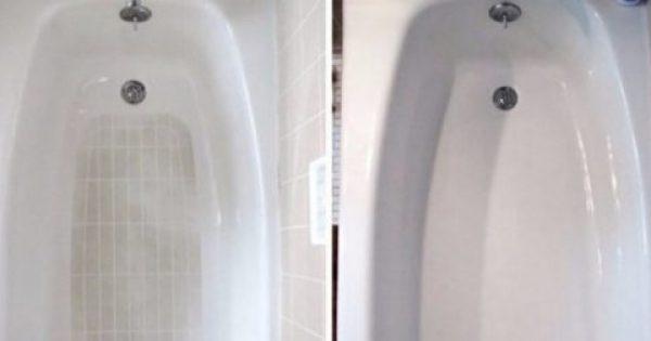 7 εξαιρετικά κόλπα για να έχετε το μπάνιο σας πάντα πεντακάθαρο