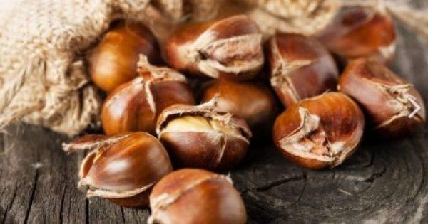 Γιατί το κάστανο είναι το «φάρμακο» του χειμώνα