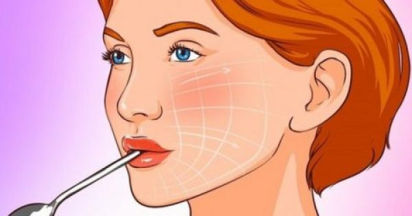 Κράτα ένα κουτάλι για 10″ στο στόμα σου και θα δεις το πρόσωπό σου να μεταμορφώνεται