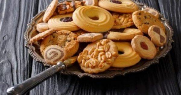 Τα 10 καλύτερα μπισκότα του κόσμου -ανάμεσα τους και ένα ελληνικό!