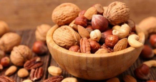 Ξηροί καρποί: Ποια είναι η ιδανική επιλογή για το ζάχαρο και την καρδιά