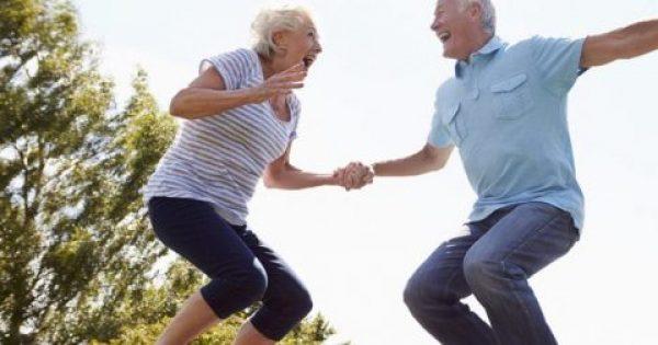Η άσκηση των έξι λεπτών που προστατεύει τα οστά